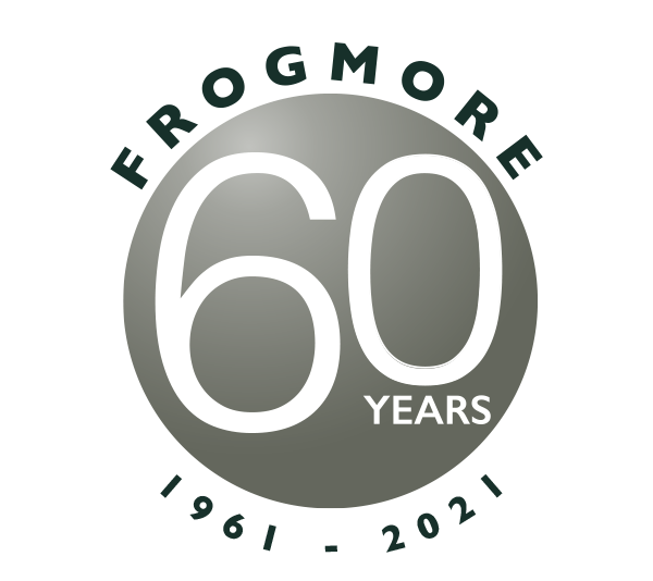 Frogmore 50 years