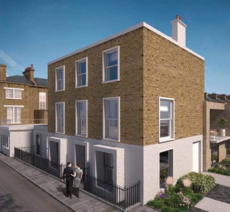 West Village, Notting Hill, London, W11