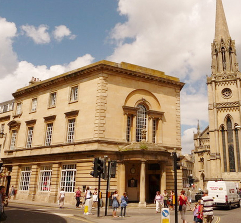 The Post Office, New Bond Street, Bath