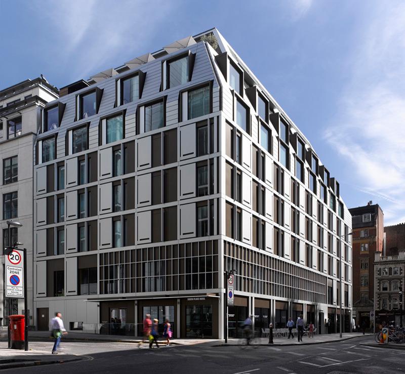 South Place Hotel, London EC3